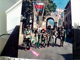 AREZZO  GIOSTRA DEL SARACENO PORTA S ANDREA  VB1977 EI4011 - Arezzo