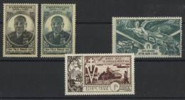 INDE - ETABLISSEMENTS FRANCAIS - (* - MH) - Petit Lot - India (1892-1954)