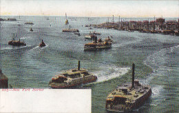 Al -  Cpa New York Harbor (USA) - Long Island