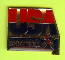 Pin's USA Basketball - 7B30 - Basketball