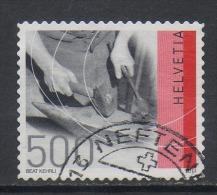 Zwitserland, Mi 2209 Jaar 2011, Gestempeld, Hele Hoge Waarde, Zie Scan - Suisse
