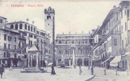 Verona Piazza Erbe - Verona