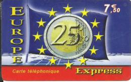 Express - Europe - Frankreich