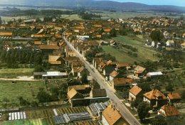 67-DETTWILLER...RUE DE STRASBOURG. ...CPSM GRAND FORMAT - France