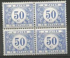 TX 38 Bloc 4   **  20 - Briefmarken