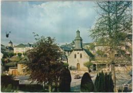 Treignac :  CITROËN DS - La Chapelle Des Pénitents  (Corrèze, France) - Auto/Car/Voiture - Passenger Cars