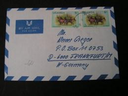 == Uganda 1983  MeF - Uganda (1962-...)