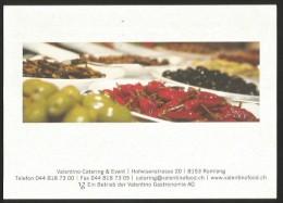 VALENTINO GASTRONOMIE AG Cham Rümlang 2012 - Recettes (cuisine)