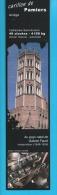Carillon De PAMIERS (Ariège) Cathédrale St Antoine - Marque-Pages