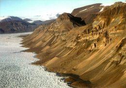 1 AK Canada Arctic * Territorium Nunavut * Ansicht Von Axel Heiberg Island - Eine Der Königin-Elisabeth-Inseln - Nunavut