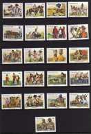 Transkei - 1984/87 - Xhosa Culture - MNH - Transkei