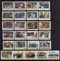 Bophuthatswana - 1984/90 - Industries (Part Set) - MNH - Bophuthatswana