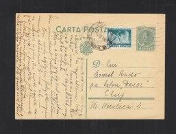 Romania Stationery 1939 - Ganzsachen