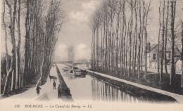 LE CANAL DU BERRY - Bourges