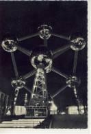 BRÜSSEL - BRUXELLES : ATOMIUM La Nuit, By Night - Monumenti, Edifici