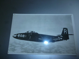 Aviation Avion Mc Donnell F2H-1 Banshee - Aviation