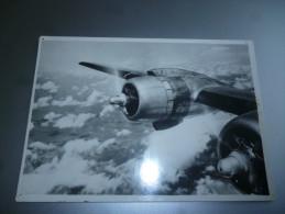 Aviation Avion Sabena Song Pf The Engines - Aviation