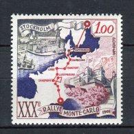Monaco 1961. Yvert 556 ** MNH. - Non Classificati