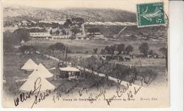 Camp De Carpiagne  Vue Générale - Autres Communes