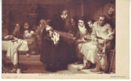 LILLE Musée Peinture De LANGEE La Part Des Pauvres - Lille