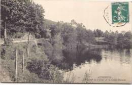 AUBUSSON - Déversoir De L'Usine De La Croix-Blanche - Aubusson