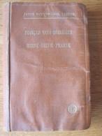 PETITS DICTIONNAIRES GARNIER - FRANCAIS DANO NORVEGIEN - NORSK DANSK FRANSK - VERS 1927 MOTS USUELS TRADUCTION - Diccionarios