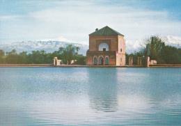 Marrakech - Le Pavillon Et Bassin De La Ménara - DIFIKOT N° 203- 2 Scans - - Marrakesh