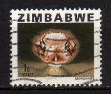 ZIMBABWE - 1980 YT 1 USED - Zimbabwe (1980-...)