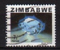 ZIMBABWE - 1980 YT 5 USED - Zimbabwe (1980-...)