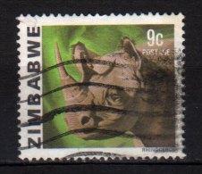 ZIMBABWE - 1980 YT 6 USED - Zimbabwe (1980-...)