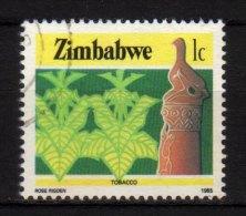 ZIMBABWE - 1985 YT 83 USED - Zimbabwe (1980-...)
