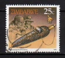 ZIMBABWE - 1990 YT 201 USED - Zimbabwe (1980-...)