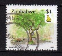 ZIMBABWE - 1995 YT 324 USED - Zimbabwe (1980-...)