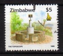 ZIMBABWE - 1995 YT 326 USED - Zimbabwe (1980-...)