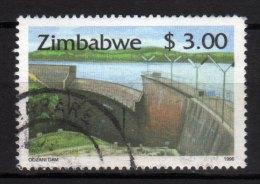 ZIMBABWE - 1996 YT 351 USED - Zimbabwe (1980-...)