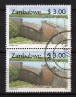 ZIMBABWE - 1996 YT 351 X 2 USED - Zimbabwe (1980-...)