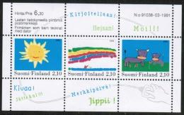 1991 Finland Michel Bl 7 MNH **. - Finland