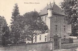 """15 - ESBANS - """" Le Château """" - France"""