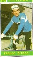 O-FRANCO BITOSSI-CICLISMO-ED.PANINI-1967-68 - Panini