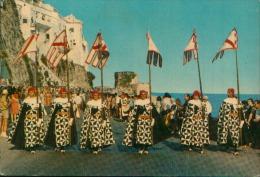 AMALFI SALERNO VG. 1977 - Salerno