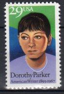 DOROTHY PARKER - Portrait - Cinema