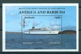 Antigua - 2001 Freewinds Block (1) MNH__(TH-12943) - Antigua Y Barbuda (1981-...)