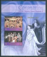 Ascension - 2003 Queen Elizabeth II Block MNH__(TH-12397) - Ascension