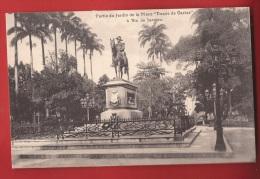 BBRA-27 Rio De Janeiro  Place Duque De CAxias    Zoller, Non Circulé - Rio De Janeiro