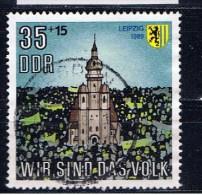 DDR 1990 Mi 3315 Nikolaikirche - Gebraucht