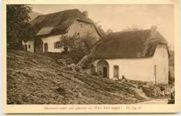 DEP 67 SOLBACH MAISONS A TOIT DE CHAUME - France