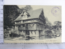 """CPA   SUISSE - Das Wirtshaus Zur """"Treib"""" Bei Seelisberg - UR Uri"""