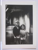 PHOTO GRAND FORMAT - GEORGES TOURDJMAN - SANS LEGENDE - ENFANTS - Anonymous Persons