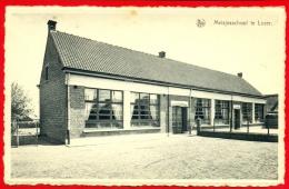Lozer (Kruishoutem): Meisjesschool - Kruishoutem