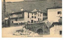 ARNEGUY - Pont International - Arnéguy